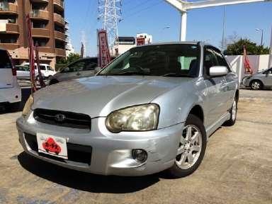2003 AT Subaru Impreza LA-GG2