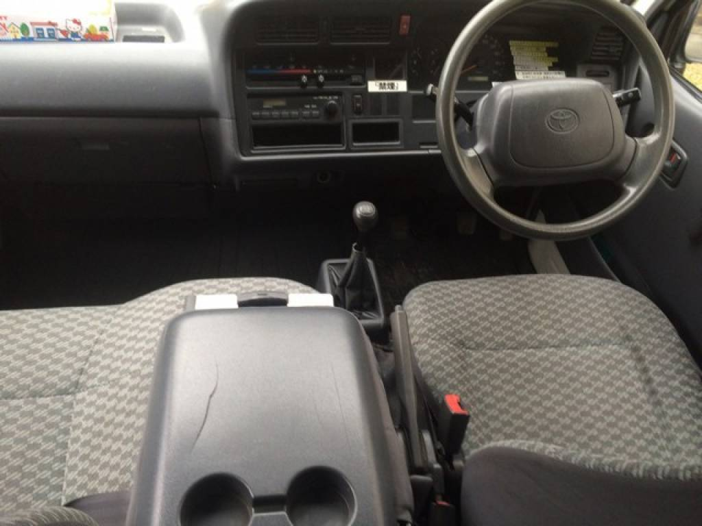 Used 2000 MT Toyota Hiace Van KG-LH178V Image[1]