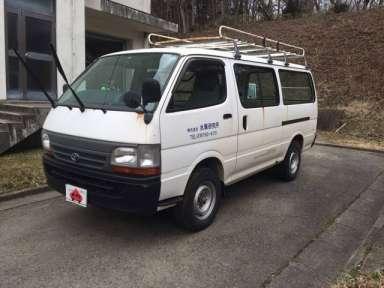 2000 MT Toyota Hiace Van KG-LH178V
