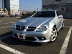 2007 AT Mercedes Benz SLK DBA-171456