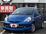 2006 CVT Honda Fit DBA-GD3