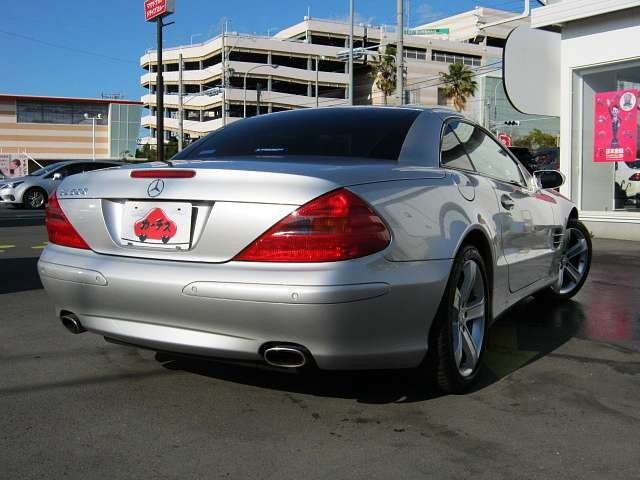 Used 2005 AT Mercedes Benz SL-Class GH-230475 Image[2]