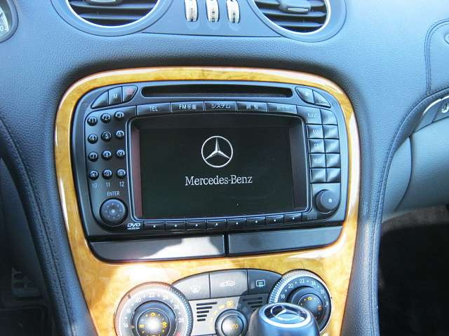 Used 2005 AT Mercedes Benz SL-Class GH-230475 Image[6]