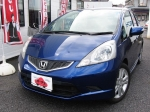 2008 CVT Honda Fit DBA-GE8