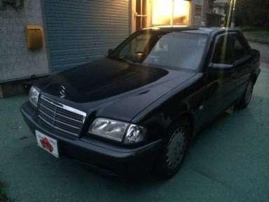 2000 AT Mercedes Benz C-Class GF-202020