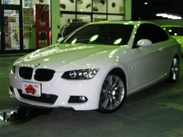 Used 2007 MT BMW 3 Series ABA-WA20