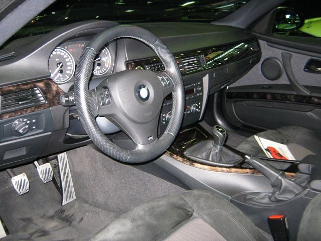 Used 2007 MT BMW 3 Series ABA-WA20 Image[1]