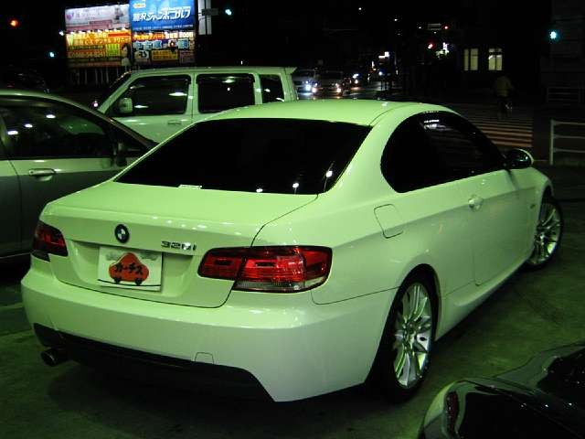 Used 2007 MT BMW 3 Series ABA-WA20 Image[2]