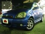 2002 MT Toyota Vitz TA-NCP10