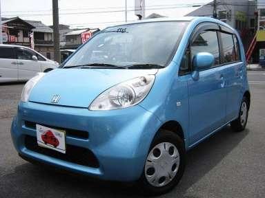 2006 AT Honda Life DBA-JB5