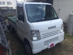 2007 MT Suzuki Carry Truck EBD-DA63T
