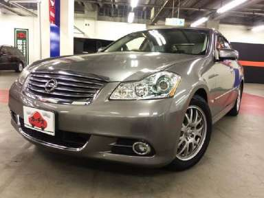 2009 AT Nissan Fuga DBA-PY50