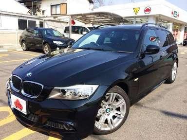 2009 AT BMW 3 Series ABA-VR20