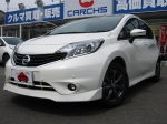 2015 AT Nissan Note DBA-E12