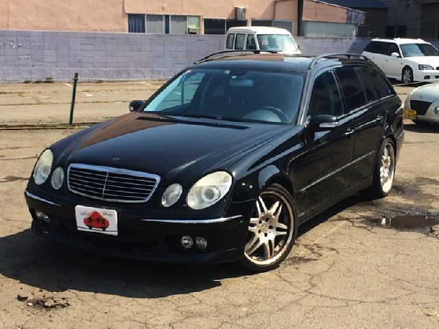 Used 2004 AT Mercedes Benz E-Class GH-211270