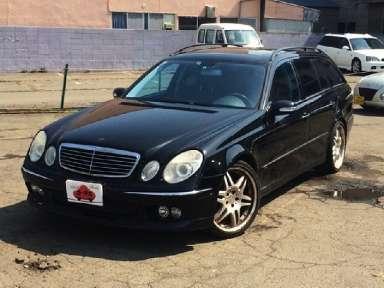2004 AT Mercedes Benz E-Class GH-211270