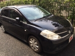 2004 AT Nissan Tiida DBA-C11