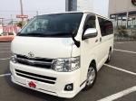2011 AT Toyota Hiace Van CBF-TRH200V