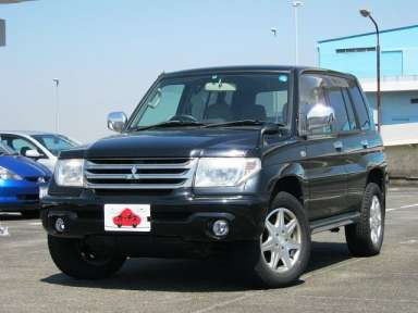 2005 AT Mitsubishi Pajero iO TA-H76W