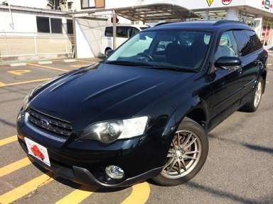 2006 AT Subaru Legacy Outback CBA-BP9