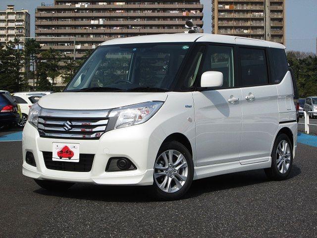 Used 2016 AT Suzuki Wagon R Solio DAA-MA36S