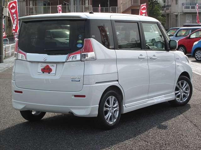 Used 2016 AT Suzuki Wagon R Solio DAA-MA36S Image[2]