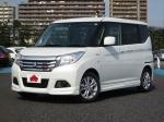 2016 AT Suzuki Wagon R Solio DAA-MA36S