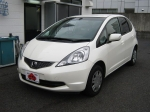 2009 CVT Honda Fit DBA-GE6