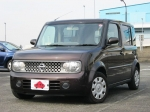 2008 AT Nissan Cube Cubic DBA-YGZ11