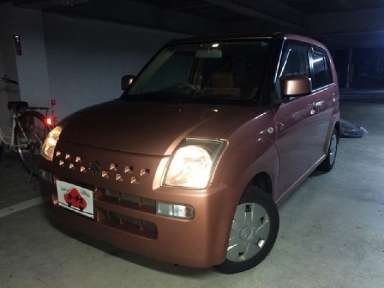 2007 AT Suzuki Alto DBA-HA24S