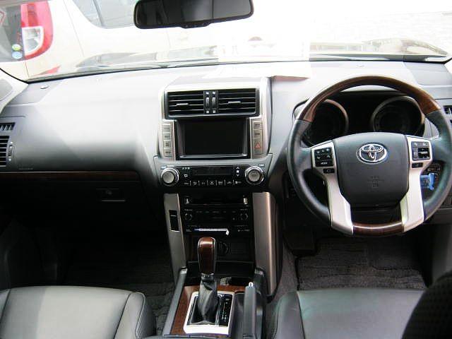 Used 2012 AT Toyota Land Cruiser Prado CBA-GRJ151W Image[1]