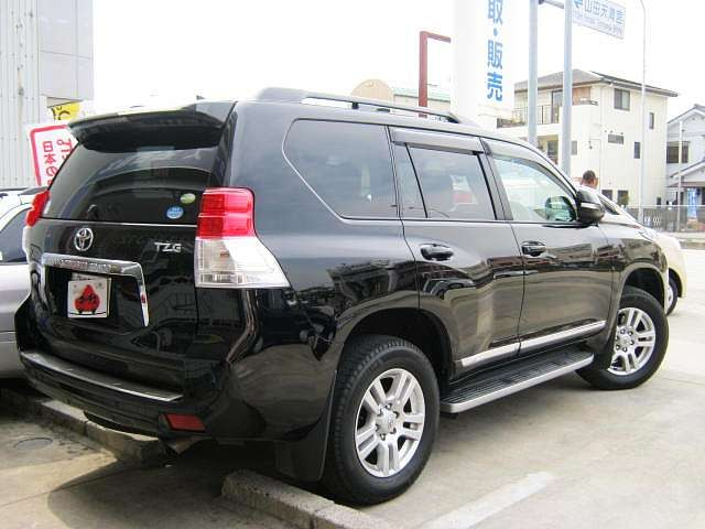 Used 2012 AT Toyota Land Cruiser Prado CBA-GRJ151W Image[2]