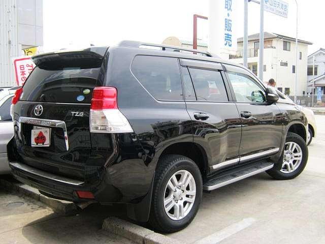Used 2012 AT Toyota Land Cruiser Prado CBA-GRJ151W Image[2]
