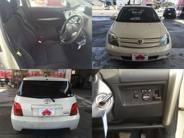Used 2004 AT Toyota IST CBA-NCP60 Image[6]