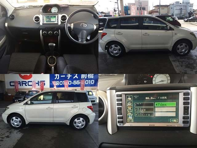 Used 2004 AT Toyota IST CBA-NCP60 Image[7]