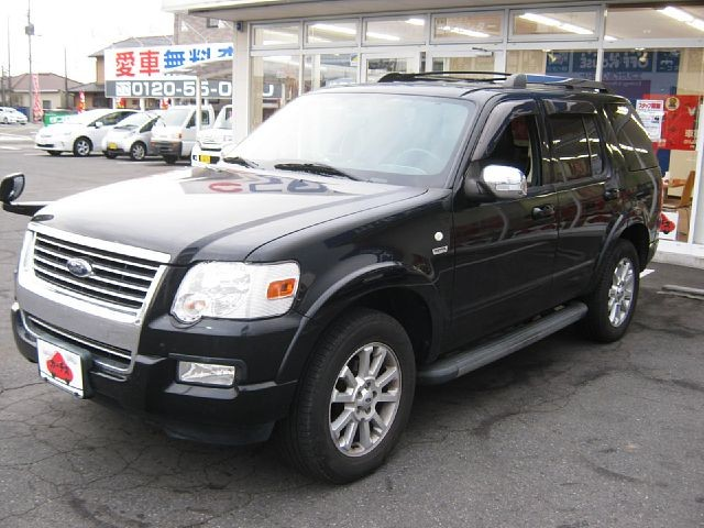 Used 2011 AT Ford Explorer ABA-1FMWU74P