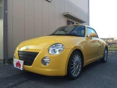 2003 AT Daihatsu Copen LA-L880K