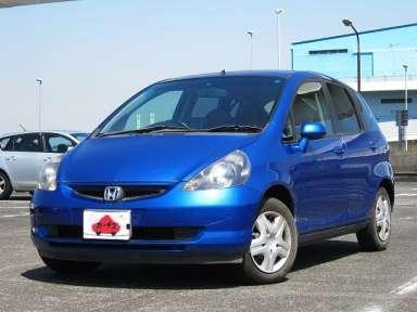 2003 AT Honda Fit UA-GD1
