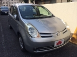 2007 AT Nissan Note DBA-E11