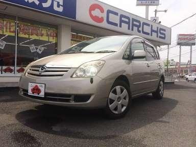2003 AT Toyota Corolla Spacio UA-NZE121N