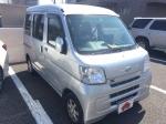 2013 AT Daihatsu Hijet Cargo EBD-S321V