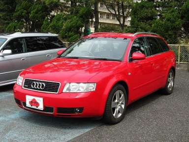 2004 AT Audi A4 GH-8EASNF