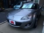2010 MT Mazda Roadster DBA-NCEC
