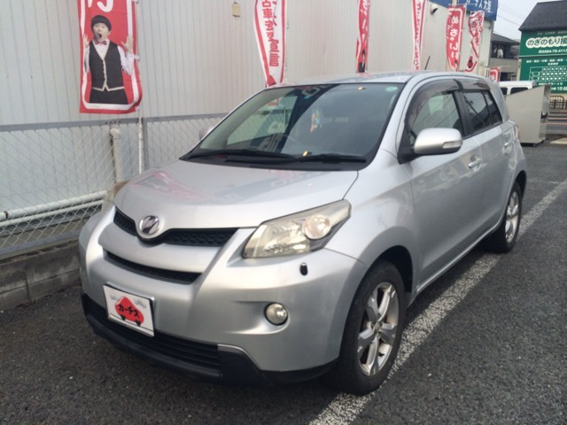 Used 2008 AT Toyota IST DBA-NCP115