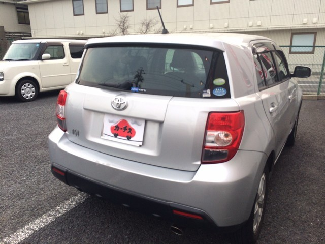 Used 2008 AT Toyota IST DBA-NCP115 Image[2]