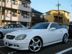 2001 AT Mercedes Benz SLK GF-170465