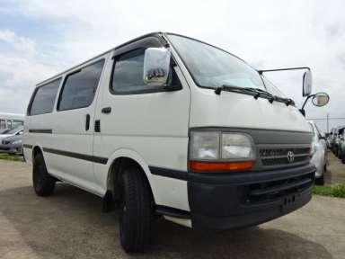 2003  Toyota Hiace Van TRH112V