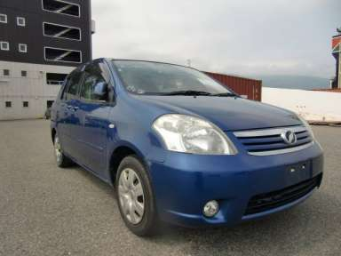 2008 AT Toyota Raum NCZ20