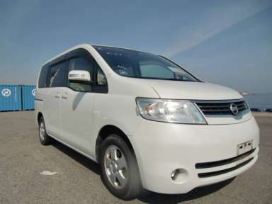 2006 AT Nissan Serena C25