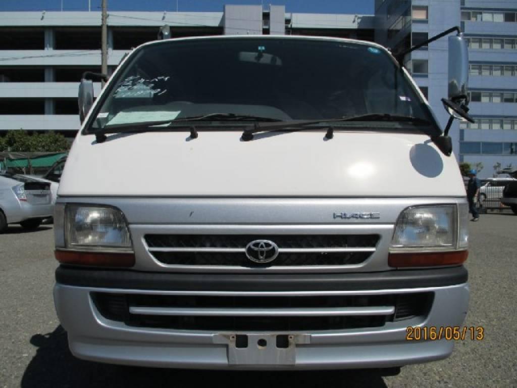 Used 2003 AT Toyota Hiace Van RZH112V Image[8]